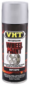 1971-72 Chevelle Wheel Paint, Super Sport Dark Gray, 12-oz.