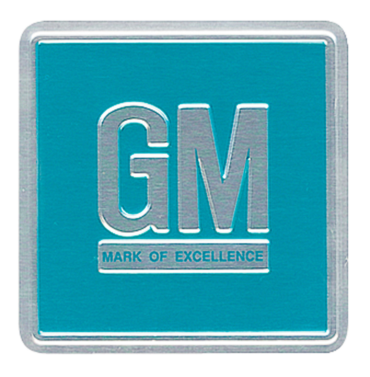 Photo of Mark Of Excellence Decal turquoise