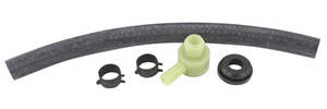 1966-1966 El Camino Power Brake Booster Hose Set Big Block Hose Retainer