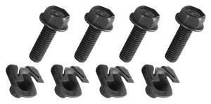 1978-1983 Malibu Shock Lower Mounting Kit, Front