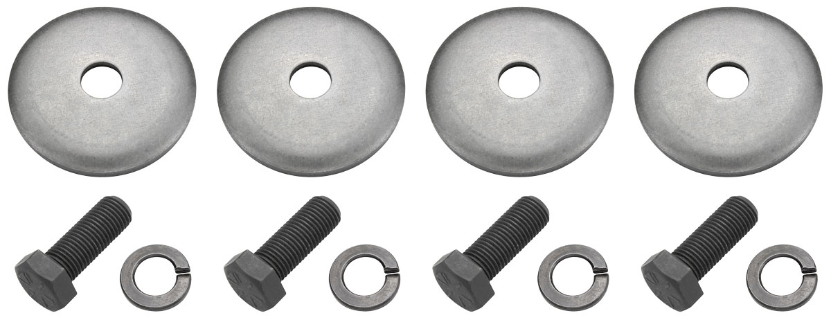 Photo of Control Arm Bushing Retainers