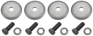 1964-73 LeMans Control Arm Bushing Retainers