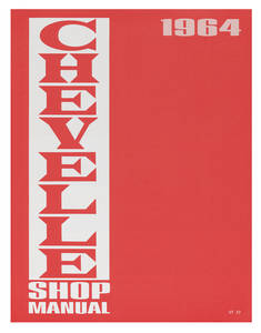 1964 Chevelle Chassis Service Manual