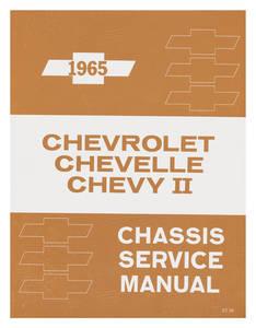 1965-1965 El Camino Chassis Service Manual