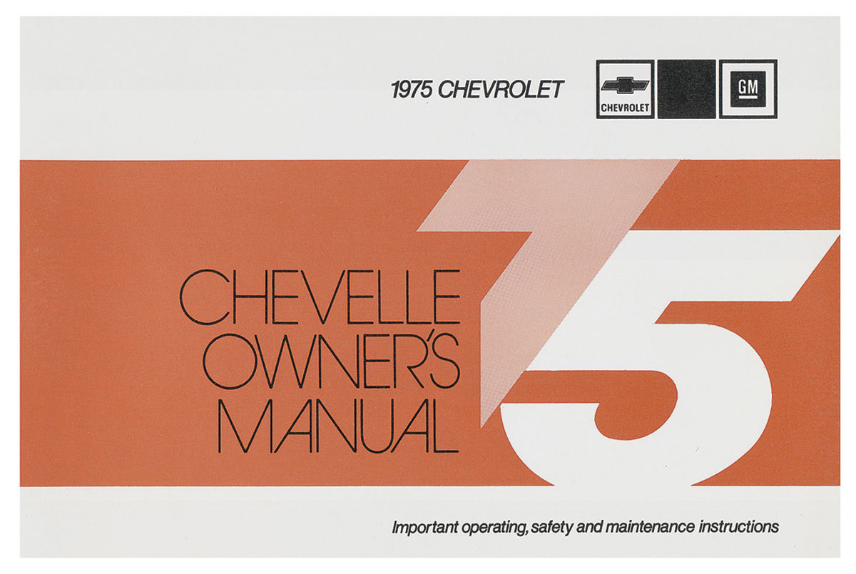 Photo of Owners Manuals, Authentic