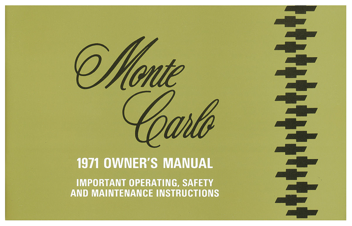 Photo of Authentic Owner's Manuals