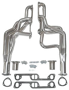 1965-68 Grand Prix Headers, Performance
