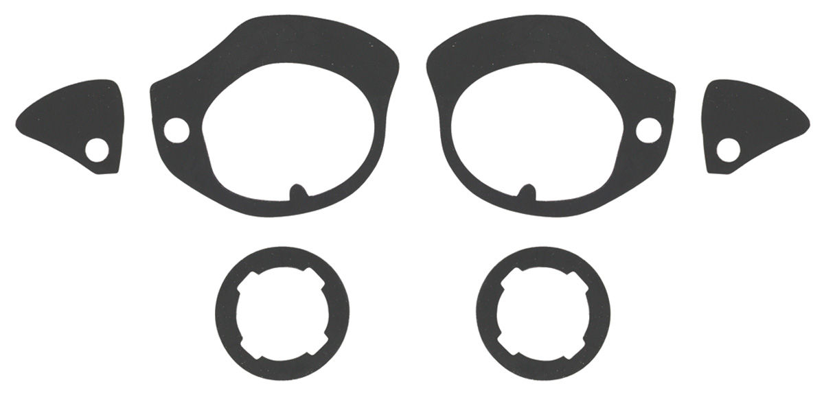 Photo of Door Handle Gaskets, Outer Bonneville/Catalina (front)