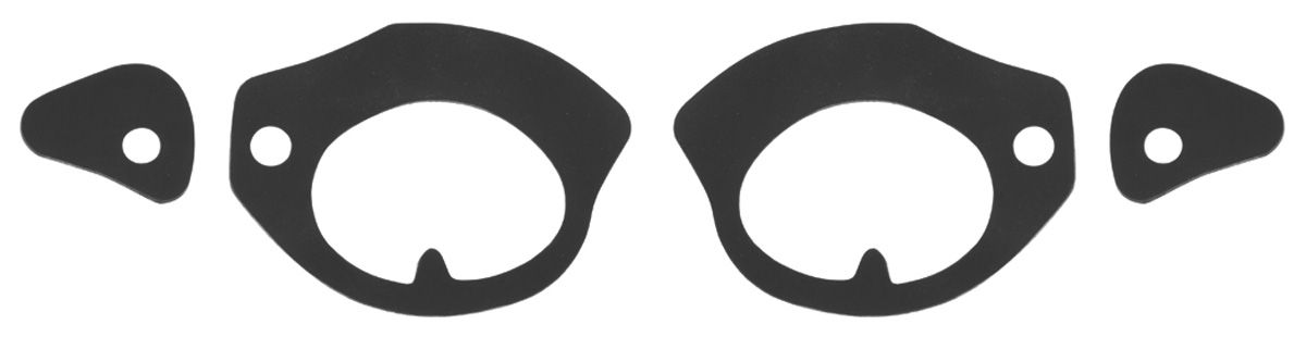 Photo of Door Handle Gaskets, Outer all models (front)