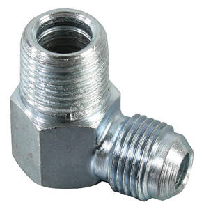 1967-69 Grand Prix Brake Booster Fitting (Power Brake) 1-Port, Screw-on