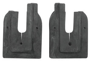 1962-1963 Cutlass Door Jamb Seals, U-Shaped Convertible, by Steele Rubber Products