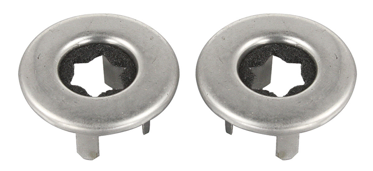 Photo of Door Lock Knob Ferrules (Chrome)