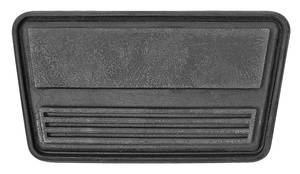 1978-1988 El Camino Brake Pedal Pad, Automatic, by RESTOPARTS