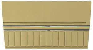 Chevelle Door Panels, 1970-72 Reproduction (2-dr.) Convertible, Rear