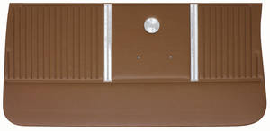 Door Panels, 1964 Reproduction Chevelle or El Camino, Front