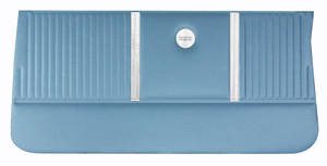 Chevelle Door Panels, 1964 Reproduction 2-dr. Wagon, Rear