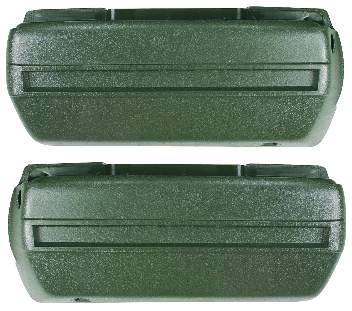 Photo of Armrest Bases, Plastic Injection-Molded Front, Catalina