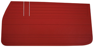 1968-1968 Tempest Door Panels, 1968 Reproduction Beaumont Front, by Distinctive Industries