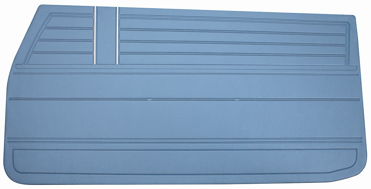 Photo of Door Panels, 1968 Reproduction (2-dr.) Chevelle or El Camino, front