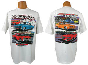 "1961-1973 LeMans The ""Legendary Great Ones"" T-Shirt, by Hot Rods Plus"