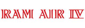 """GTO Hood Decal, 1969-70 """"Ram Air IV"""" Ram Air IV"""