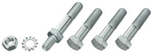 1965-1968 Chevelle Water Pump Bolt Sets Big-Block