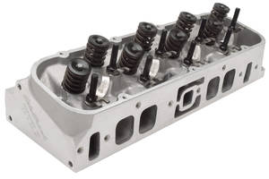 1978-88 Malibu Cylinder Head, 454-O Big-Block Chamber Vol. 100cc, Int. Port Vol. 290cc