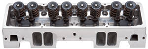 1978-1988 El Camino Cylinder Heads, Small-Block, E-CNC Hydraulic Roller Complete, 225cc
