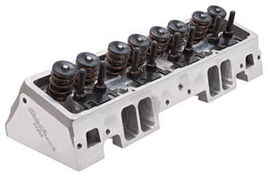 1978-88 El Camino Cylinder Heads, Small-Block, E-CNC Mechanical Roller Complete, 225cc
