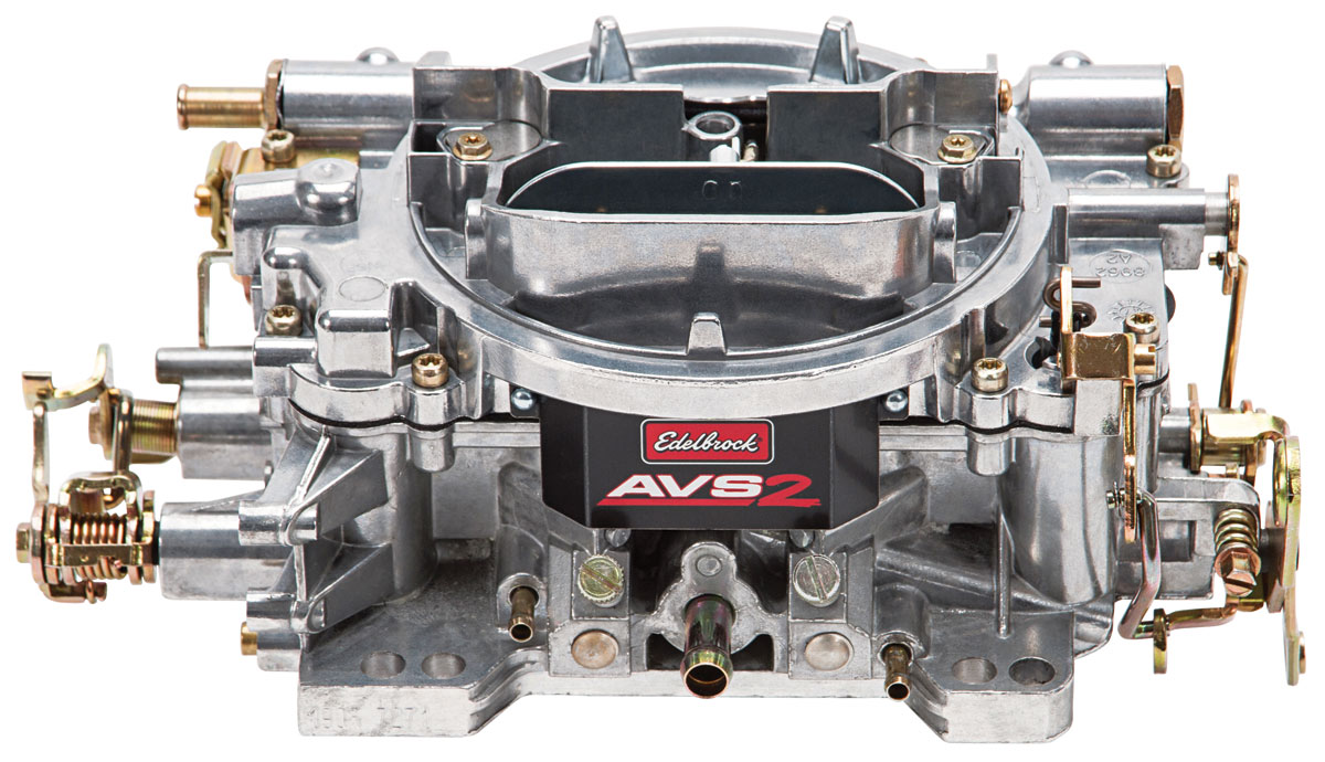 Photo of Carburetor, AVS2 Series, Edelbrock 650 Cfm manual choke