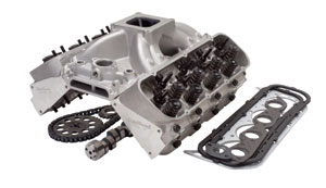 1978-1988 El Camino Power Package Top-End Kit 502 HP, by Edelbrock