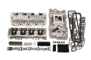 1978-88 Monte Carlo Power Package Top-End Kit Small Block- 435 HP