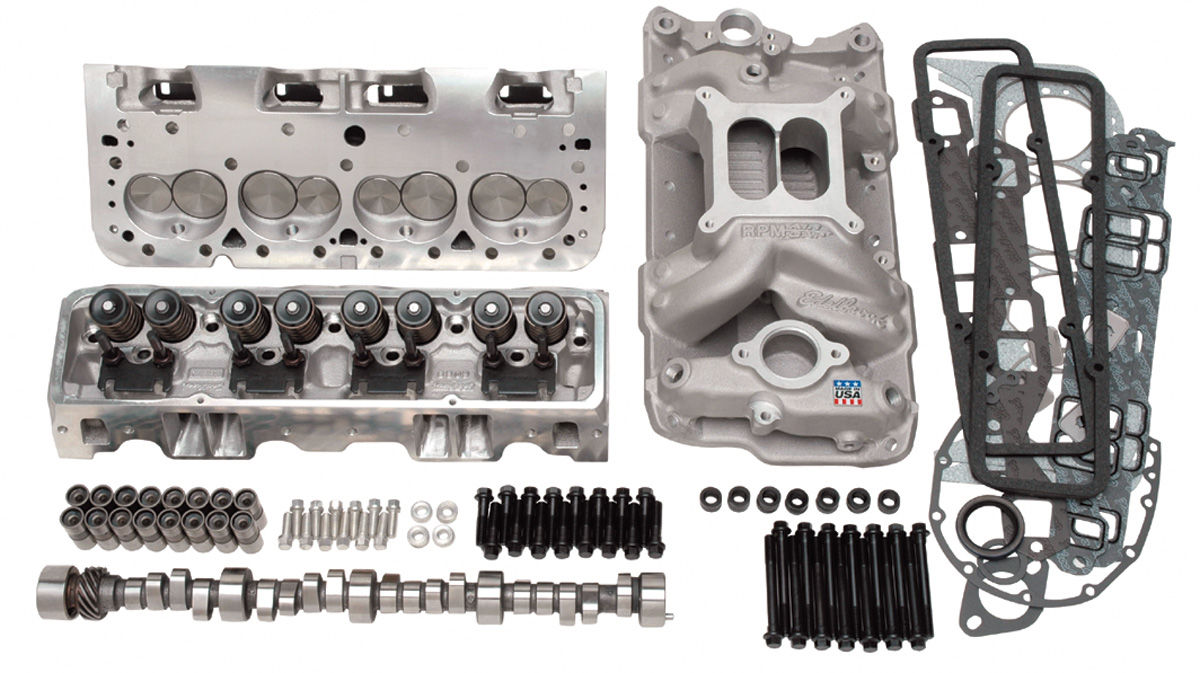 Photo of Power Package Top-End Kit Small Block- 410 HP