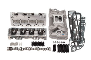 1978-88 Malibu Power Package Top-End Kit Small Block- 435 HP, by Edelbrock