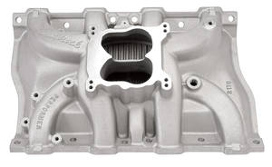 1968-76 Cadillac Intake Manifold, 472-500 Performer, by Edelbrock