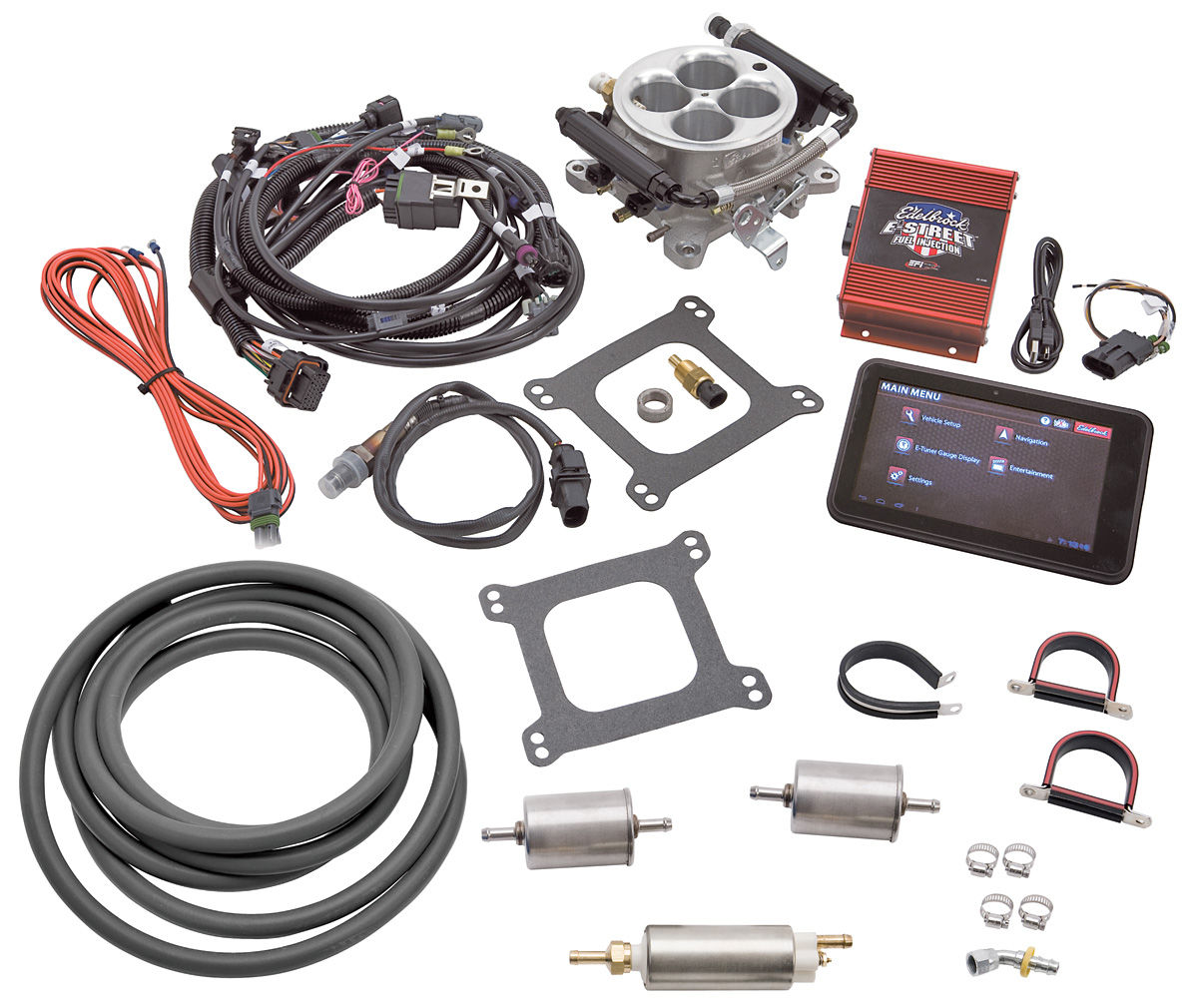 Photo of Products (Complete with Fuel System)