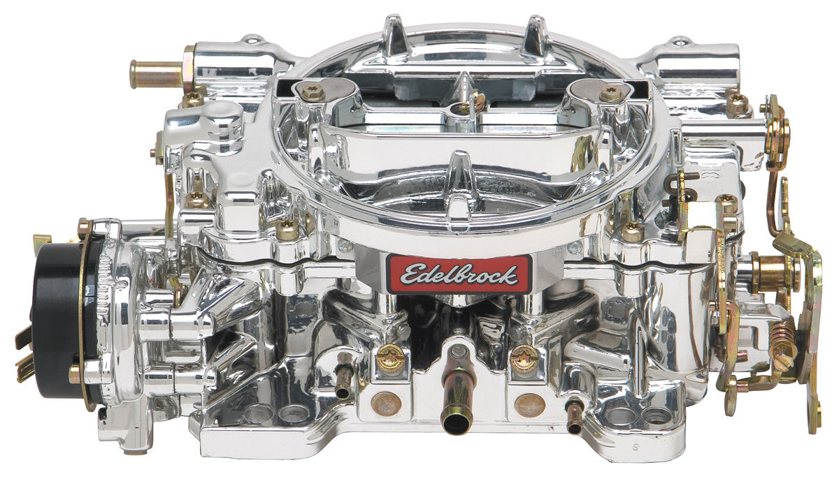 Photo of Carburetor, 600 CFM Electric Choke w/EnduraShine finish