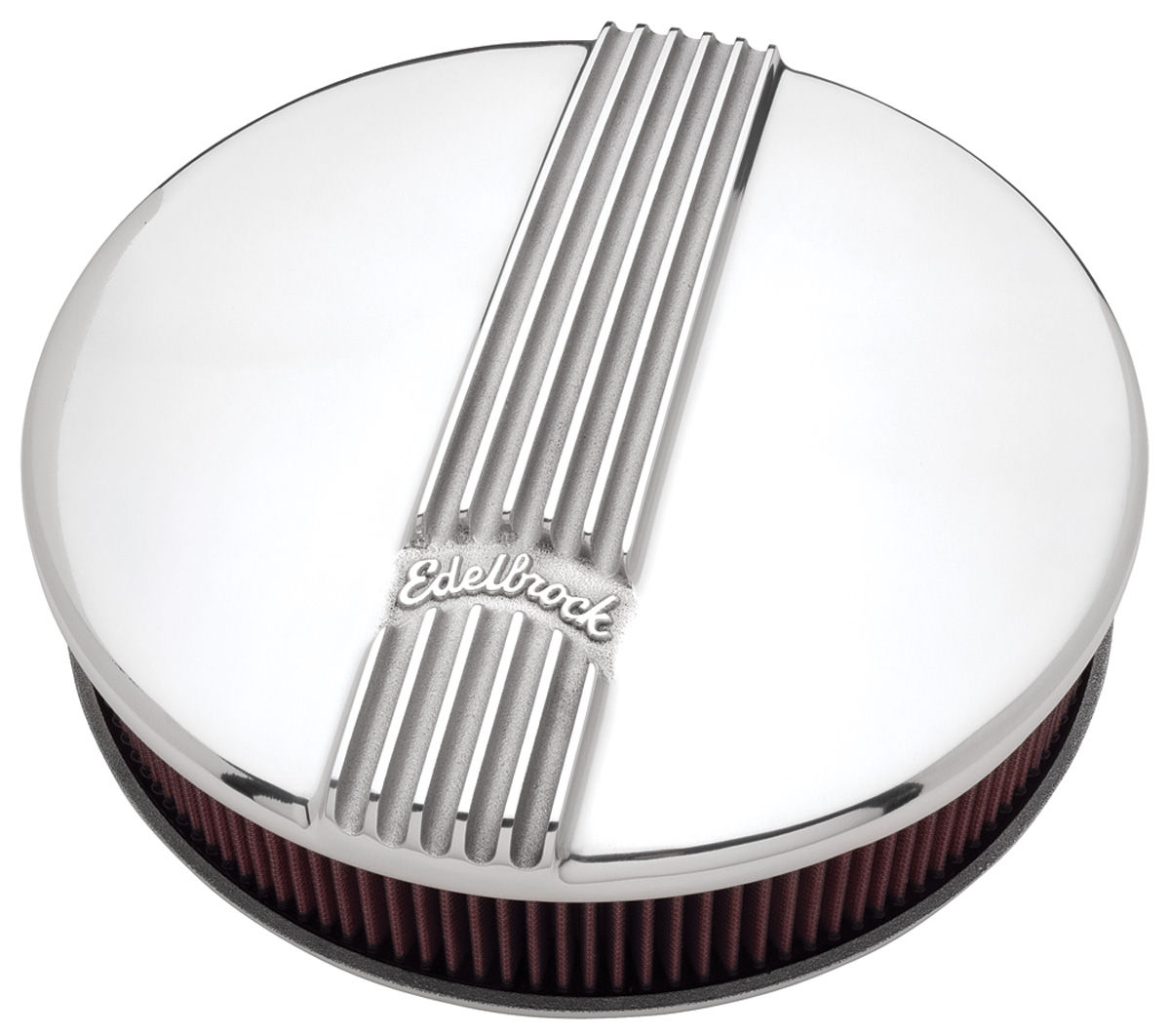 Photo of Air Cleaner Assembly, Classic Series Round, 4-Bbl polished