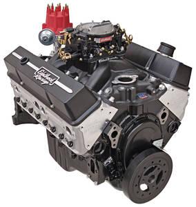 1978-1988 El Camino Crate Engine, Edelbrock E-Street 315 HP, Carbureted Black