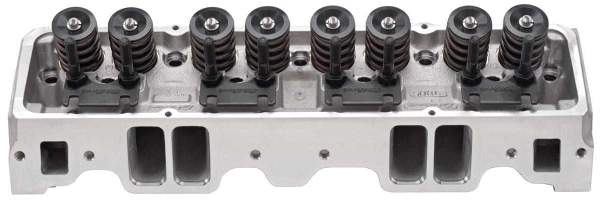 Photo of Cylinder Head, E-Series Aluminum Small-Block spring (64cc) E-210