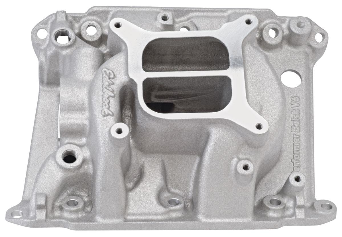 Photo of Regal Intake Manifold, Performer, Buick V6 polished