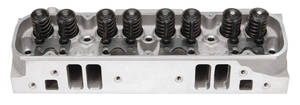 1967-1976 Riviera Cylinder Head, Performer RPM 68cc, Complete, by Edelbrock