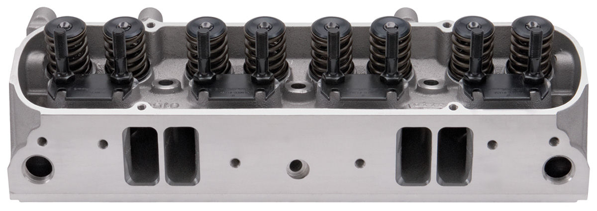 Photo of Cylinder Head, Aluminum D-Port (87cc) complete, fully machined