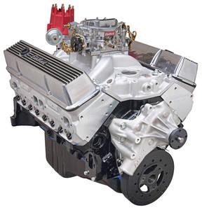 1978-88 El Camino Crate Engine, Performer Hi-Torq, Edelbrock Long Water Pump Satin
