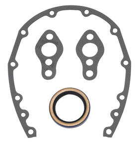 1978-1988 Monte Carlo Timing Cover Gaskets, High-Performance Small Block, by Edelbrock