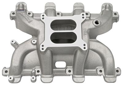 1964-1977 Chevelle Intake Manifold, Performer RPM LS Series Manifold Only, by Edelbrock