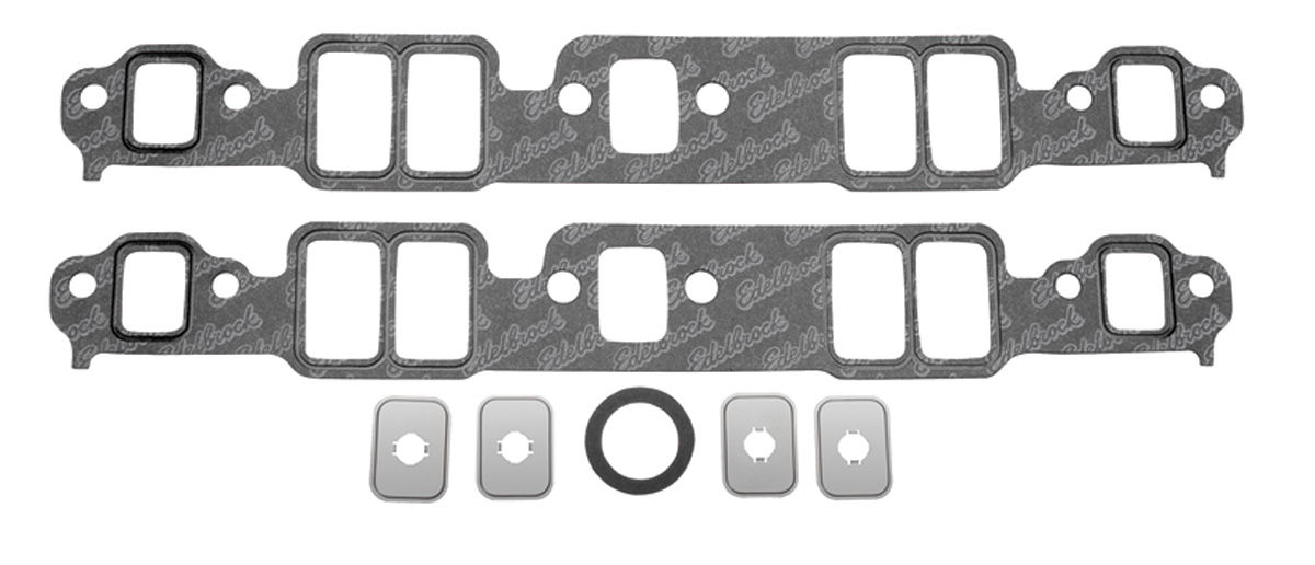 Photo of Regal Intake Manifold Gaskets, High-Performance Small-Block 1.28x2.09x0.060