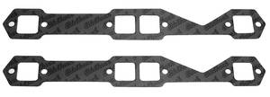 1964-1977 Chevelle Exhaust Gaskets, High-Performance Small Block – 1.50x1.50, by Edelbrock