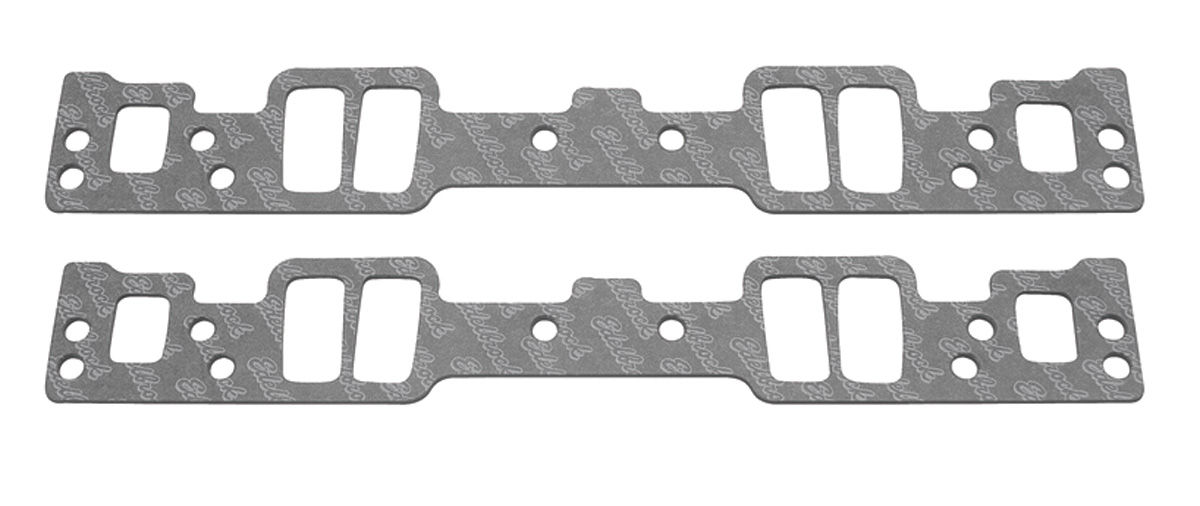 Photo of Intake Manifold Gaskets, High-Performance Small-Block 1.08x2.11x0.120