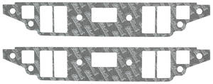 1967-1976 Riviera Intake Manifold Gaskets, High-Performance 1.15x2.38x0.060, by Edelbrock